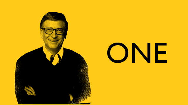 Bill Gates One